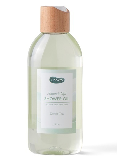 Chakra Parfüm Vücut Yağ Yeşil